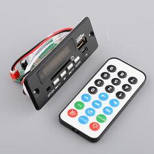 New Useful Black Remote Control USB SD FM MP3 Player Module DC5V-12V DIY
