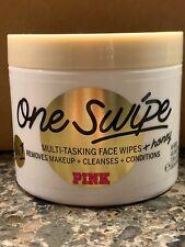 Victoria's Secret One Swipe Honey Multi-Tasking  Face Wipes 45 Wipes
