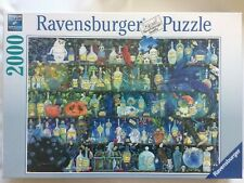 Brand New Ravensburger 2000 Piece Jigsaw Puzzle - POISONS AND POTIONS
