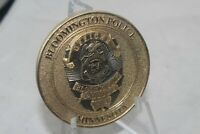 Minnesota Bloomington Police Officer Challenge Coin