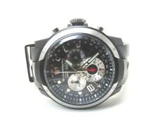Technomarine Uf6 Magnum Chronograph Watch Black 608001 -  (586B)