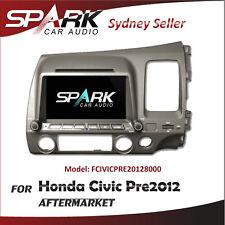 "SP 8"" GPS DVD SAT NAV IPOD BLUETOOTH USB SD NAVIGATION FOR HONDA CIVIC PRE 2012"