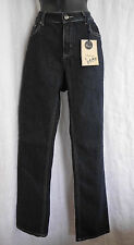 Beau Ladies Jeans Size 10 NWT Skinny Cotton Blend Dark Wash Classic Boot Cut