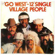 "Village People - Go West - 12"" Vinyl Record Single"