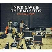 Nick Cave and the Bad Seeds Live from KCRW CD NEW&SEALED