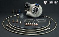 "MAMBA 9-6 Bolt-On 3"" anti surge Turbo kit FOR Nissan TD42 GQ TD05H-16G /8cm"