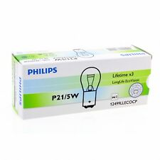 P21/5W Philips LongLife Ecovision 4x Lifetime 12499LLECO 10er Box Packung