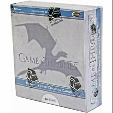 Rittenhouse Game of Thrones Season 3 Factory Sealed Trading Card Box Autograph