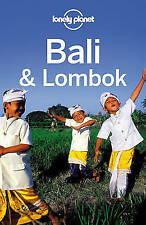 """""""AS NEW"""" Bali and Lombok (Lonely Planet Country & Regional Guides), Berkmoes, Ry"""