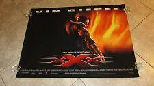 XxX movie poster - Triple X movie poster - Vin Diesel poster - 30 x 40 inches