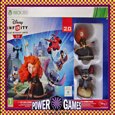 Disney INFINITY 2.0 Toy Box Starter Pack (Microsoft Xbox 360) Brand New