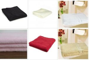 Soft Touch Towels 100% pure Egyptian cotton 500 GSM Hand, Bath Towel & Sheet