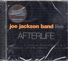 JOE JACKSON BAND LIVE AFTERLIFE - CD (NUOVO SIGILLATO)
