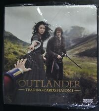 Cryptozoic Outlander Season 1 Binder Series 2 with B2 Promo Trading Card