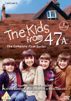 The Kids from 47A: The Complete Series One DVD (2013) Christine McKenna cert PG