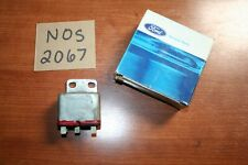 NOS Ford Transistorized Ignition Relay Switch C6AF-10A376-A 66-70 Galaxie Torino