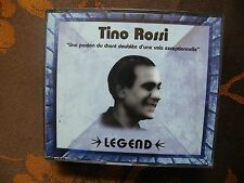 COFFRET 2 CD LEGEND TINO ROSSI