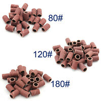 300pcs 3 Style Sanding Bands Electric Nail Drill File Bits File_KD165+KD166+KD16