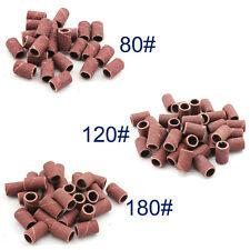 300pcs 3 Style Sanding Bands Electric Nail Drill File Bits File_KD165+KD166+KD16