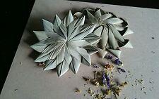 3 x Natural Woven Palm Leaf Flowers 7cm - DIY Pet Rabbit Parrot Bird Toy Parts