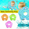 Baby Toddler Inflatable Swimming Ring Collar Toys Float Safety Ring Pool Aids