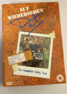 Auf Wiedersehen Pet The Complete Series Two Box DVD Set Preowned good Condition