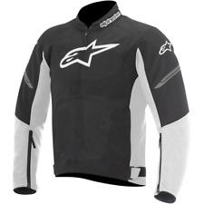 Alpinestars Men's Small T-Viper Motorcycle Jacket Black/White/Red