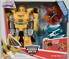 Transformers Bumblebee - Rescue Bots Knight Watch