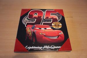 Disney Cars LEINWAND BILDER WANDBILD