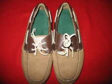 Sperry Top-Sider, Custom Men'S 2-Eye Boatshooes, Size: 9, Color: Tan & Brown, Ne