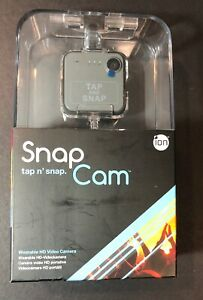 ion SnapCam Wearable HD Video Camera NEW