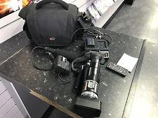 Sony HVR-A1C camcorder HDV NASTRO digitale HD Pro Fotocamera digitale + Microfono Sony ECM-NV1