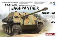 Meng TS-039 Model 1/35 Sd.Kfz.173 Jagdpanther Ausf.G1 German Cheetah