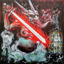 Impaled Nazarene – Vigorous And Liberating Death LP Black Vinyl Ltd New (2014)