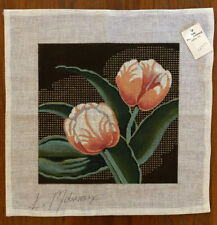 Kathryn Molineux TULIPS Needlepoint Hand Painted Canvas M 425