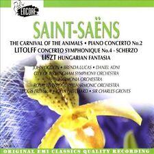 Saint-Saens : Carnival of the Animals CD
