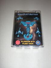 SFB: Klingon B10 Fleet Box (New)