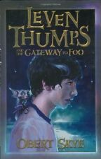 Complete Set Series - Lot of 5 Leven Thumps books by Obert Skye YA Fantasy