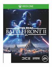 Star Wars Battlefront II (Microsoft Xbox One, 2017)