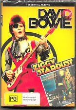 David Bowie: Rock Milestones - Ziggy Stardust  Dvd New Region 4 Free Post