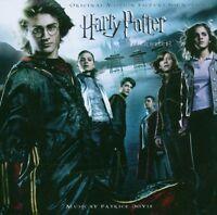 HARRY POTTER UND DER FEUERKELCH SOUNDTRACK CD OST NEU