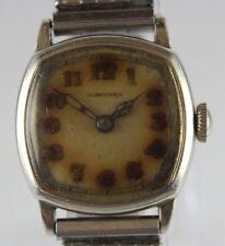 VGT 1911 Longines Manual Wind 15 Jewels 3Adj Cal.1187 Men's Watch LOT#057