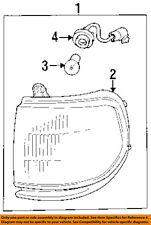 TOYOTA OEM 95-97 Land Cruiser-Park/Side Marker Light Lamp Right 8161060112