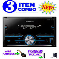 FORD-MERCURY-MAZDA PIONEER CAR RADIO STEREO BLUETOOTH USB Double Din