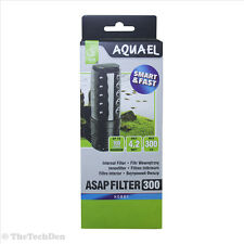 Aquael ASAP Filter 300 - Internal Filter 300lph - Ideal for turtle and low water