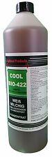 Kühl-Schmierstoff Industriequalität 1 X 1 Liter Liter Weiß milchig emulgierend