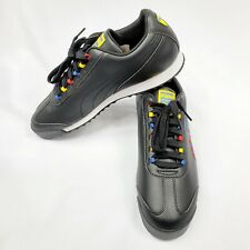 Puma Roma Galaxy Weave Athletic Sneaker Men's Shoes