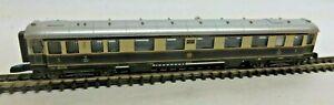 From Märklin 81426 Z Gauge Train Pack The DRG : Rheingold Car 20 501 1 Cl.