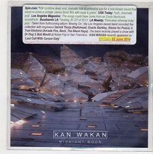 (GQ867) Kan Wakan, Midnight Moon - 2014 DJ CD