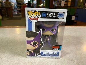 Funko POP! NIB NYCC 2019 Fall DC Super Heroes HUNTRESS #285